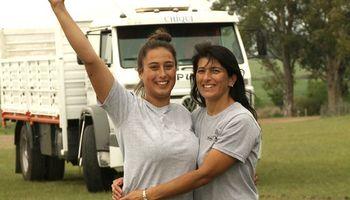 Día de la Madre: lanzan un homenaje para todas las madres conductoras de camiones