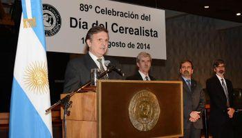 Se llevaron a cabo los actos conmemorativos por el día del cerealista