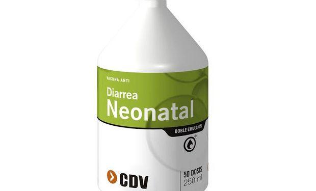 Vacuna Anti Diarrea Neonatal Doble Emulsión.