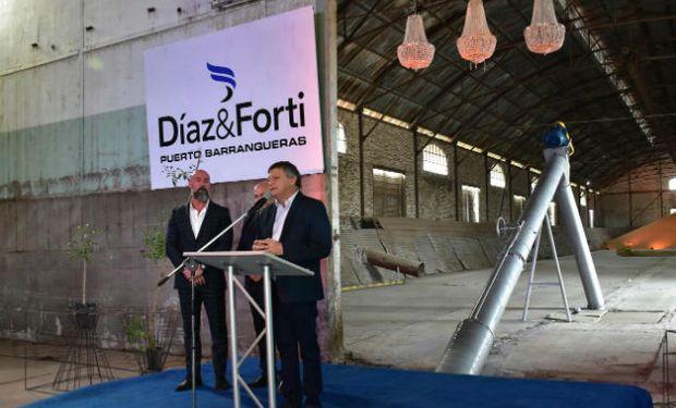 """Quieren parar Vicentin"": Agricultura suspendió a la exportadora Díaz & Forti"