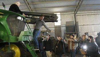 Qué propuestas tiene Diego Santilli para el agro bonaerense