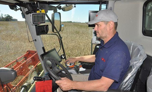 La historia de los Ugrotte: cómo pasaron de juntar el cereal con bolsas a cosechar 13.000 hectáreas