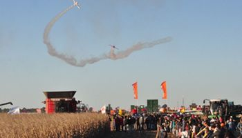 Aeroaplica volará alto en Agroactiva