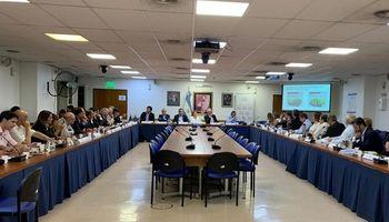 Retenciones: las entidades se reunieron con diputados de Cambiemos y plantearon mesas de trabajo