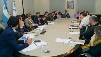 Con foco en Agtech, se reunió la Mesa de Competitividad en Agricultura de Precisión