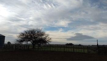 Las temperaturas van en aumento y hay escasas posibilidades de lluvias