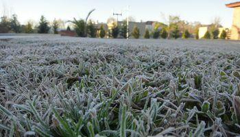 El Servicio Meteorológico Nacional emitió un informe especial por la irrupción de aire frío