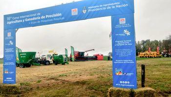 Arrancó la cumbre internacional de Agricultura de Precisión