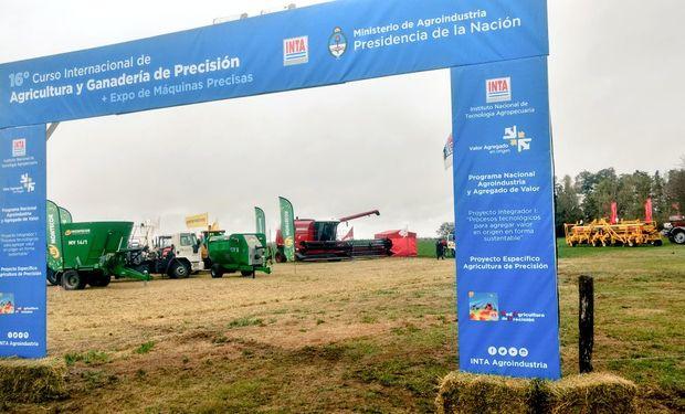 """El """"mundial"""" de la Agricultura de Precisión puso primera en Córdoba."""