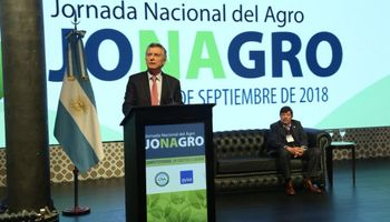 """Macri al campo: """"Es un esfuerzo temporal de un impuesto que va en contra de lo que queremos"""""""