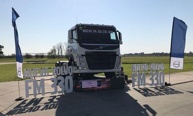 Volvo Trucks Argentina presenta la gama más amplia de camiones para la escalabilidad.