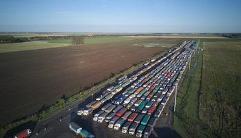 Primer prueba logística: el Gran Rosario registró el mayor ingreso de camiones de 2019