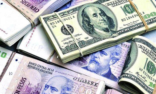 El dólar blue retrocedió cinco centavos a $ 10,95