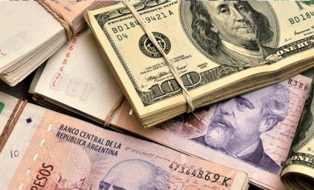 El dólar volvió a subir.