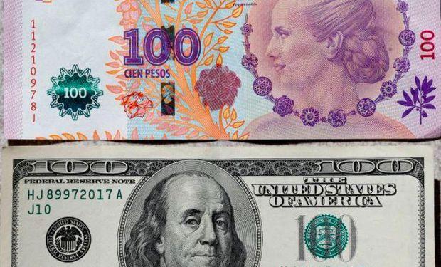 Brecha del 122 %: bajó el dólar Banco Nación y el blue superó los $170, marcando un nuevo récord
