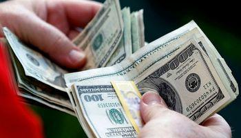 Por más oferta, retrocedió el dólar a $ 13,74