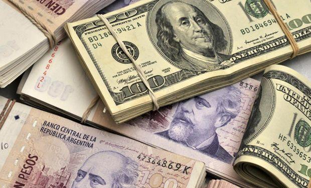 El Central logró que las expectativas del mercado de contratos a futuro que anunciaban un dólar de $ 9,50 en el último día hábil de 2014 fuera de tan solo $ 8,565.