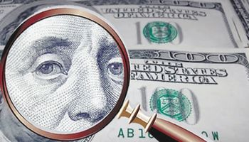 """El """"blue"""" tocó su piso y subió a $ 14,70; Bolsa alcanzó récord"""