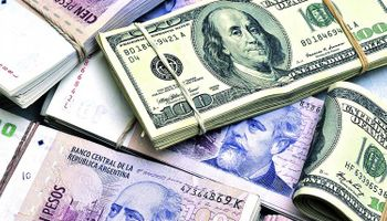 Dólar oficial subió y el Central compró u$s 60 M