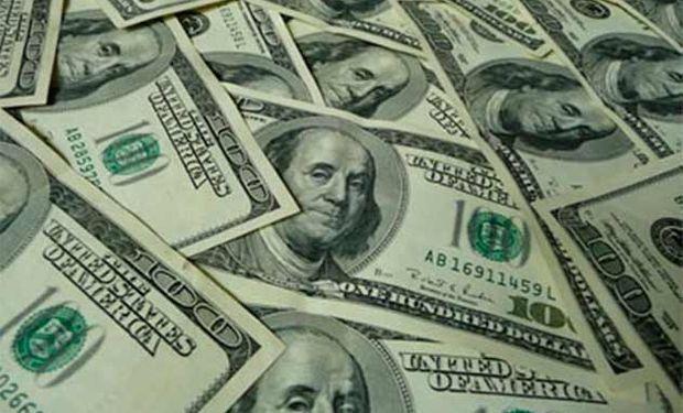 """El dólar """"blue"""" se mantuvo en baja por novena jornada consecutiva y cerró en cuevas a $ 13,12."""