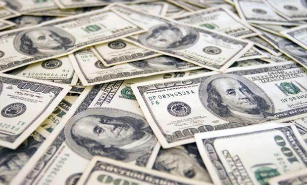 BCRA compró unos u$s 100 millones.