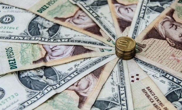 Según la plaza de futuros de Rosario, sólo la semana pasada los precios esperados para el dólar se derrumbaron hasta 90 centavos.