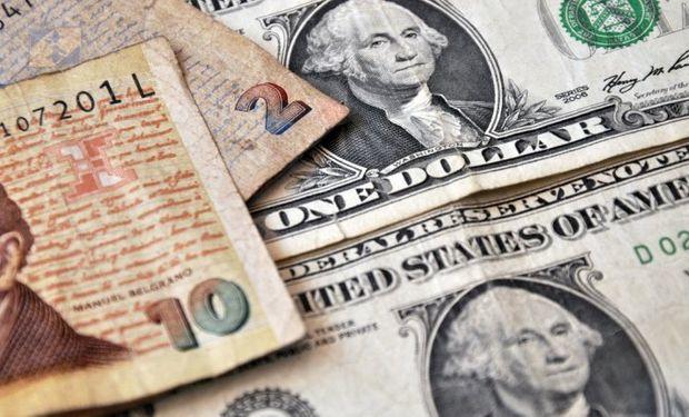 En la plaza del Rofex, el dólar esperado para el año que viene se disparó hasta 44 centavos para todos los vencimientos.