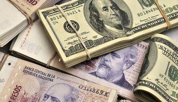 El dólar blue cayó 33 centavos a $ 14,05