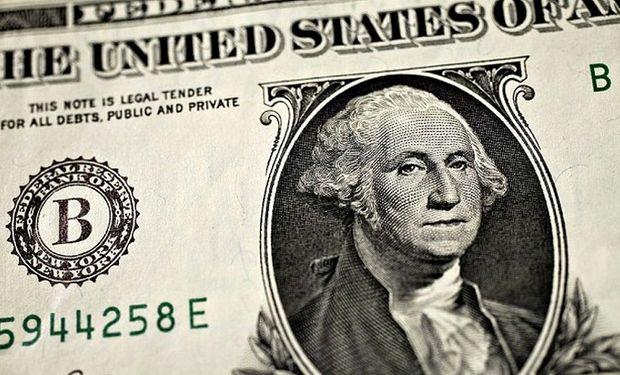 El dólar en Estados Unidos rebotó luego de la debilidad de ayer.