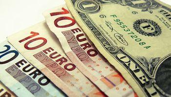 """""""Nadie puede decir dónde termina la caída del euro"""""""