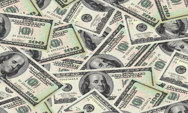 Dólar futuro para fin de año cayó 40 centavos.