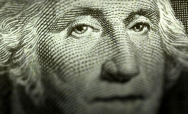 El dólar se muestra débil en Estados Unidos.