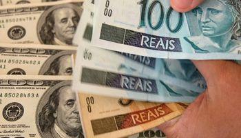Dólar en Brasil llegó a récord en 10 años