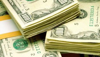 Dólar para arriba