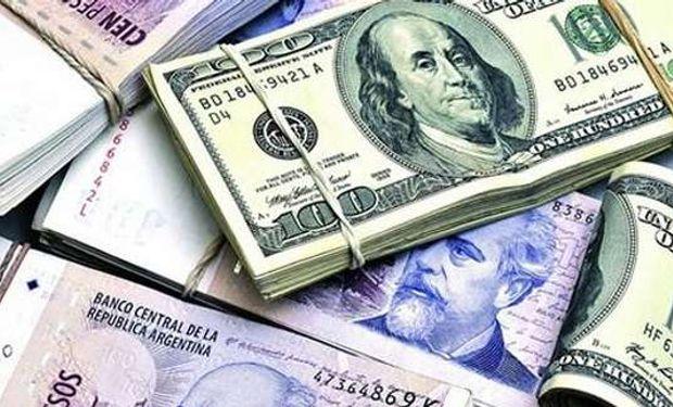 Central compró u$s 40 millones. El blue cedió a $ 12