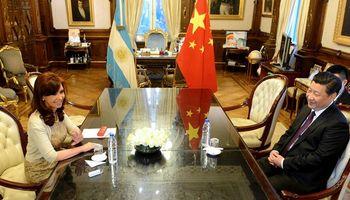 Argentina se garantiza otros u$s 500 millones desde China
