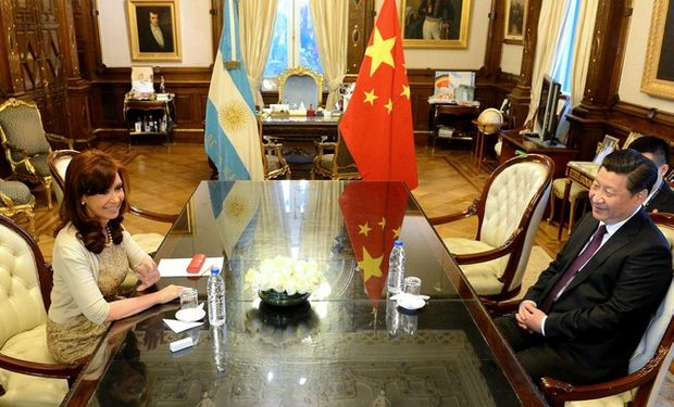 El acuerdo le asegura al Gobierno argentino la disponibilidad de aportes desde China por no menos de u$s 5.000 millones.