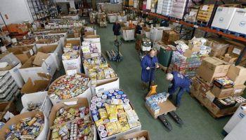 Doná en tres pasos: la iniciativa que busca recolectar 13 millones de kilos de alimentos