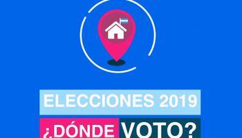 Dónde voto el 27 de octubre: consultá el padrón y todo lo que tenés que saber antes de ir a votar