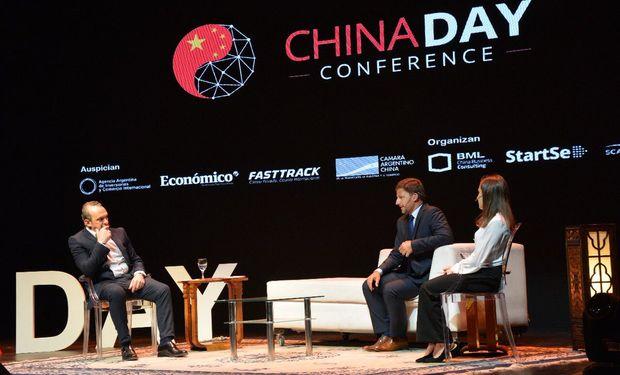 El pasado jueves se llevó a cabo la conferencia China Day.