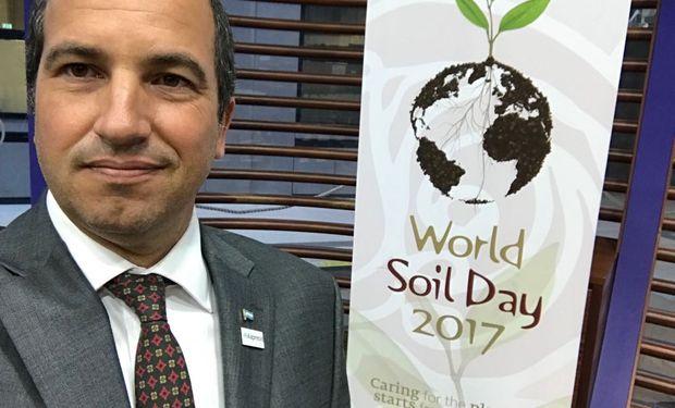 El Premio Mundial de Suelos GLINKA es otorgado por la Organización de las Naciones Unidas para la Alimentación y la Agricultura, conocida como FAO