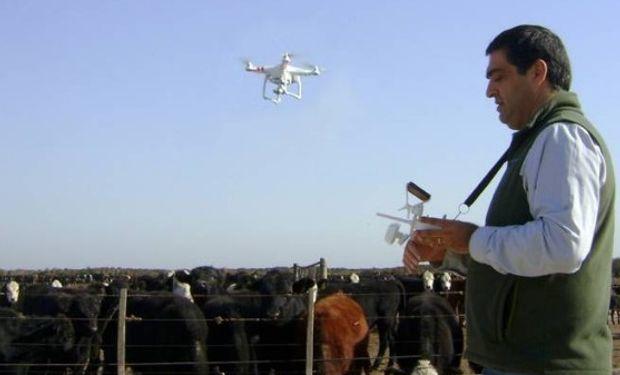 Incluyen drones para diversas tareas y equipos de riego.
