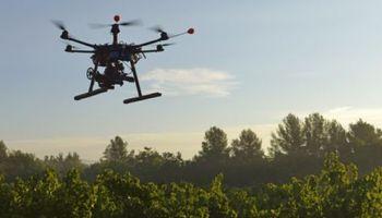 Drones para evitar actos de vandalismo contra silo bolsas