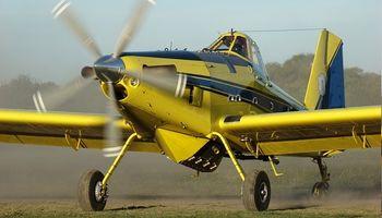 Nueva normativa para el funcionamiento de aviones aeroaplicadores