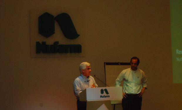 Alejandro Crespo, Gerente de Marketing de Nufarm.