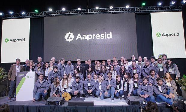 Autoridades de Aapresid celebraron junto a todo el staff el éxito de esta una nueva edición que contó con más de 5.000 inscriptos.