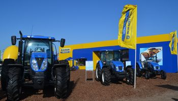 New Holland es pura exhibición en AgroActiva
