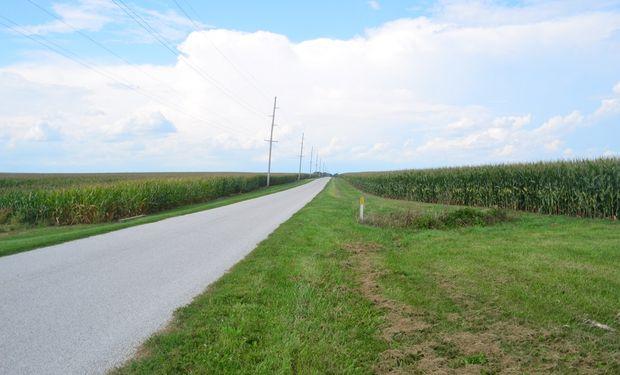 Cinturón maicero. Illinois, EEUU, campaña 16/17.