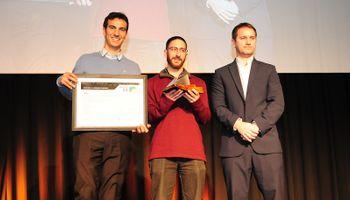 Amarok premió a los ganadores de CITA en la Rural