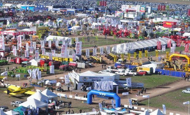 El sorteo de stands se llevará a cabo en esta oportunidad el jueves 20 de abril, en Punta Barraca (Rosario).